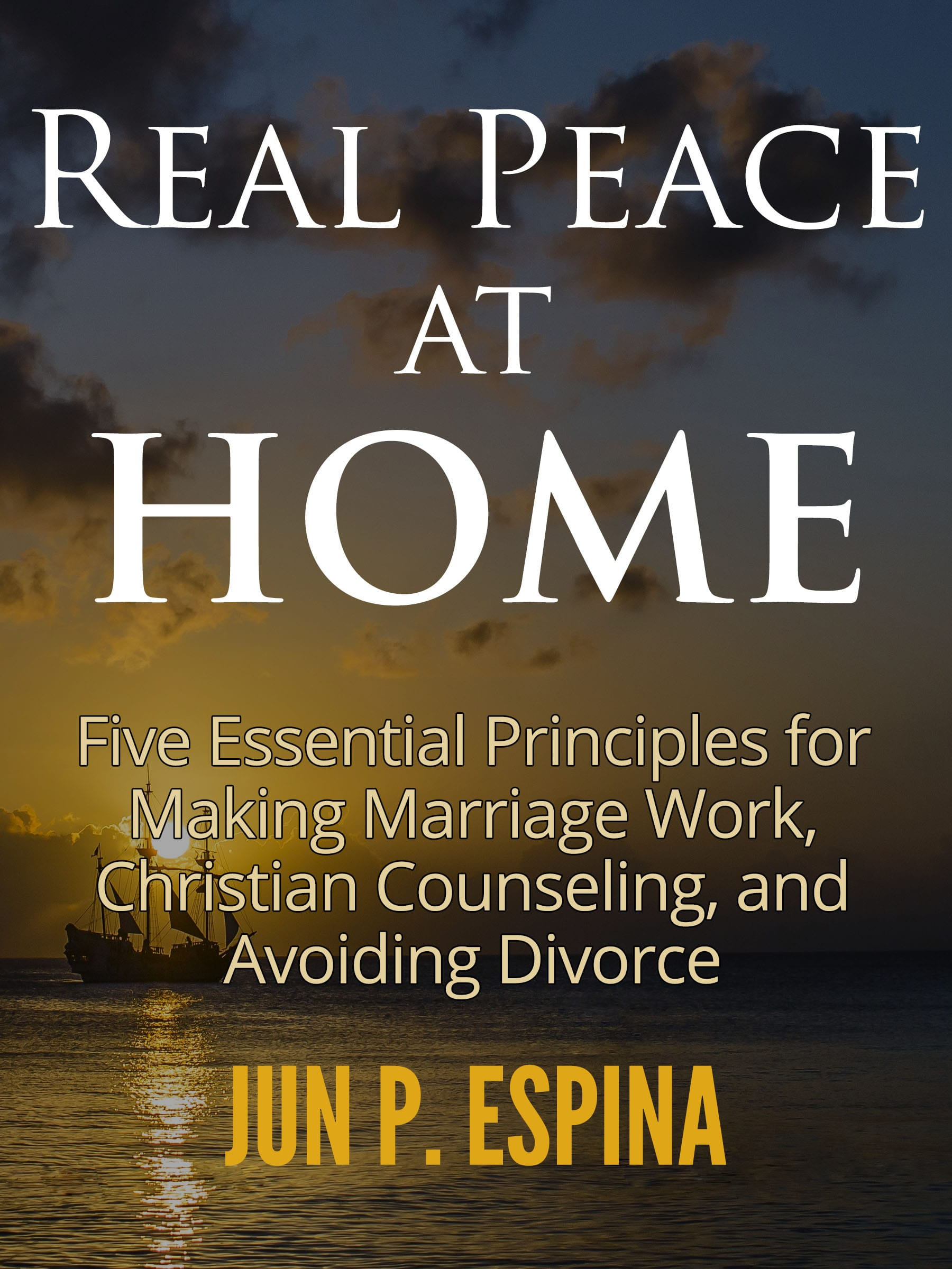 courage real peace home principles counseling