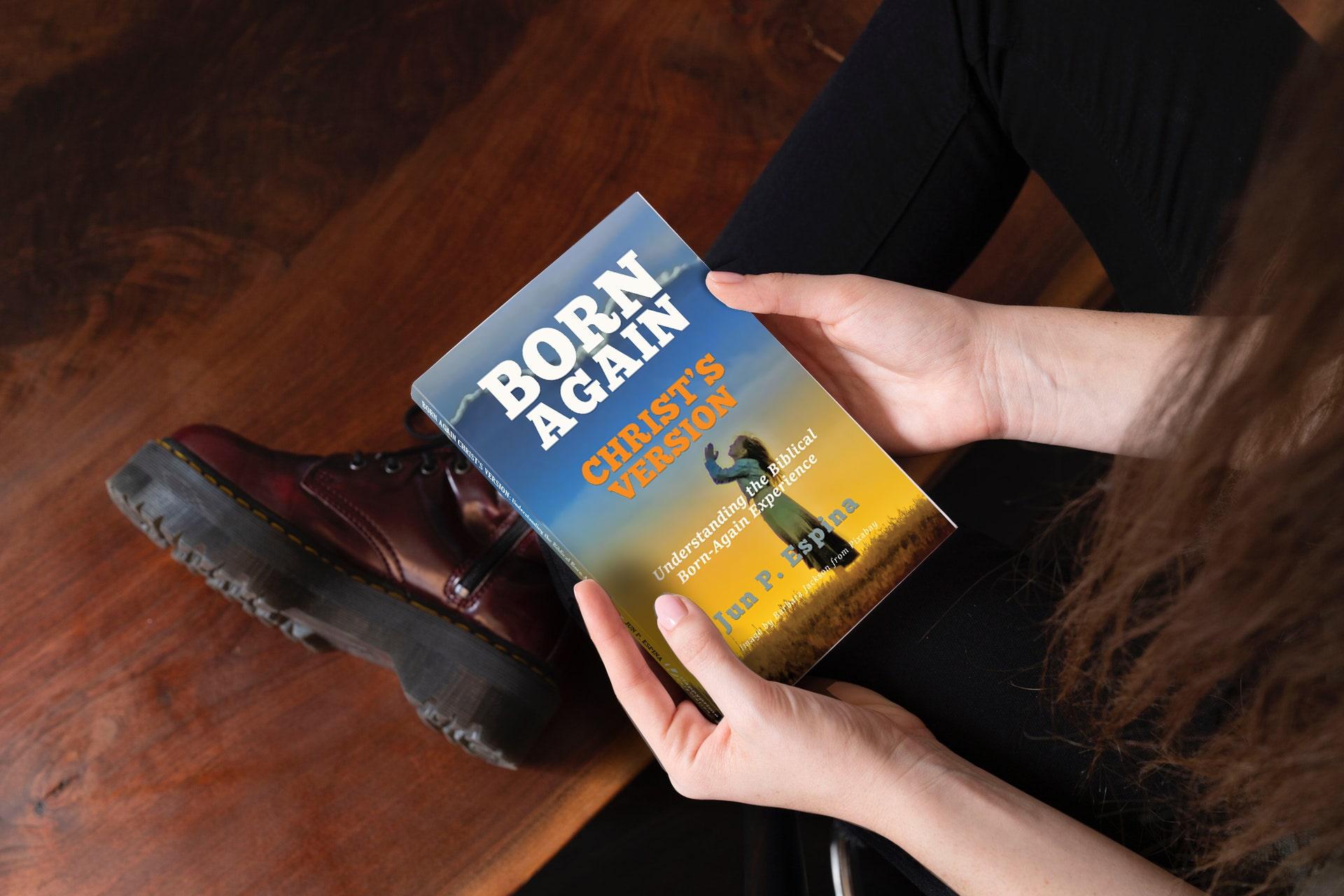 born again christ's version author jun p espina